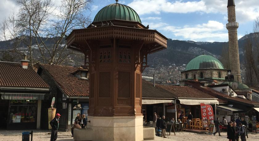 Old town of Sarajevo