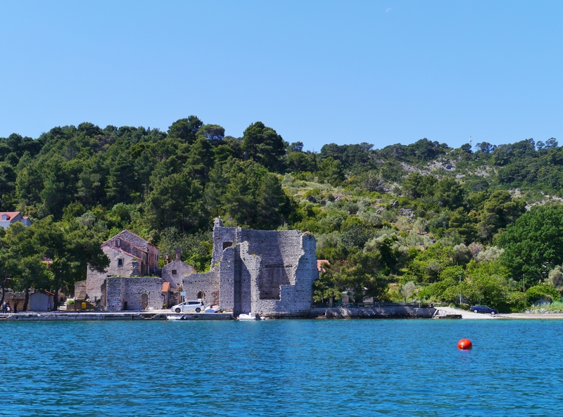 Mljet - Polace ruins (Croatia Tourist Office)