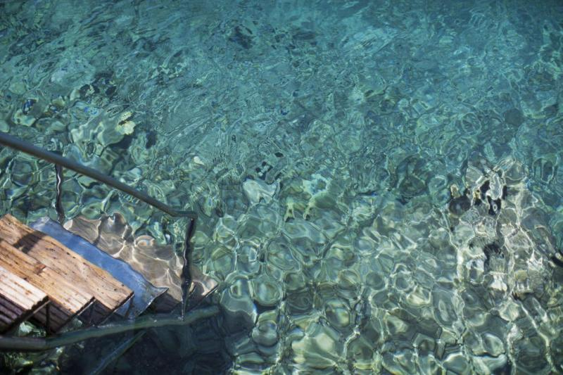 Mljet - crystal clear waters