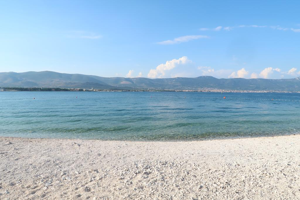 Ciovo beach (Trogir Tourist Office)