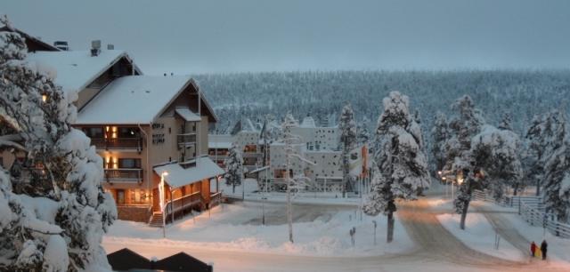 Hotel Tunturi Saariselka Lapland The Original Santa