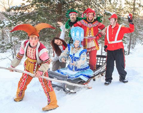 christmas eve activities in edmonton