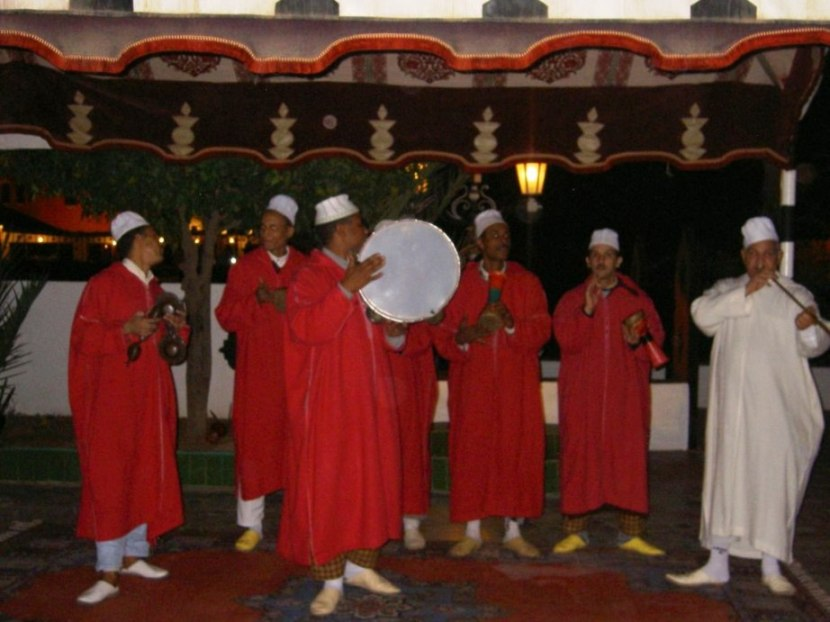 Chez Ali Fantasia Show Amp Dinner In Marrakech