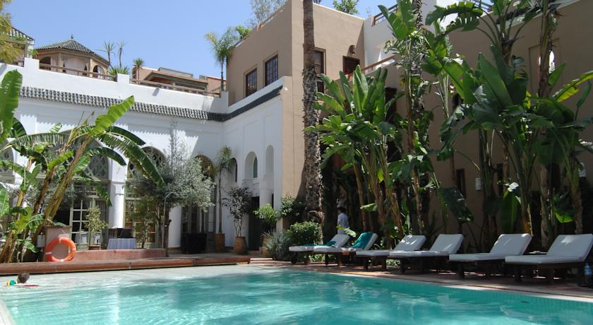 Les jardins de la medina marrakech luxury accommodation for Le jardin de la medina