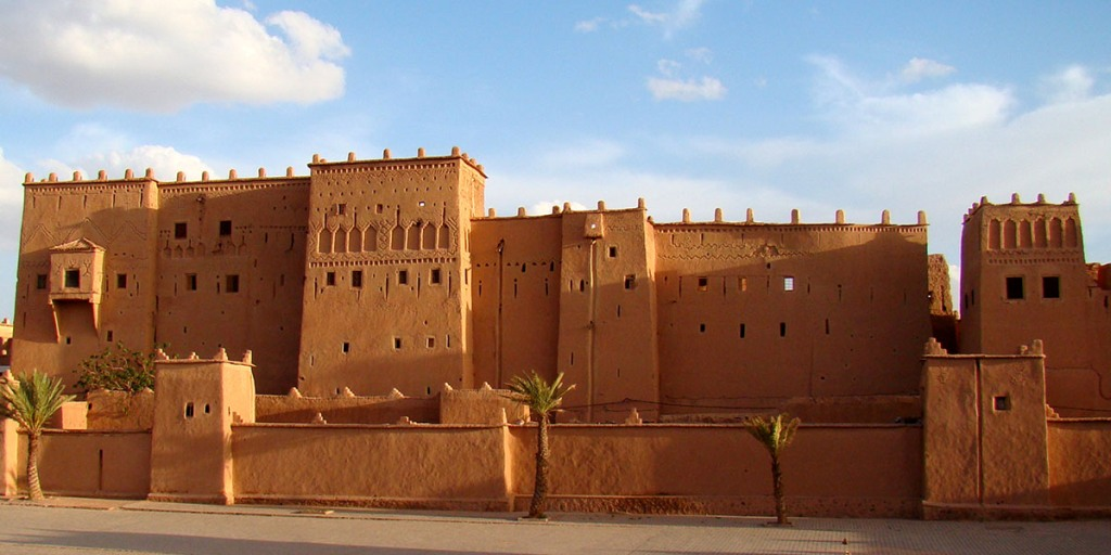 Taourit Kasbah in Ouarzazate