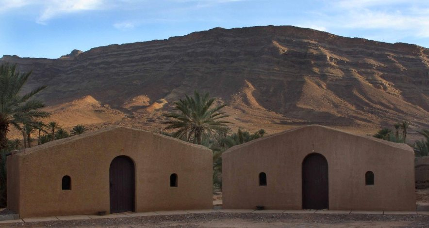 "Bab Rimal - ""tent"" accommodation"